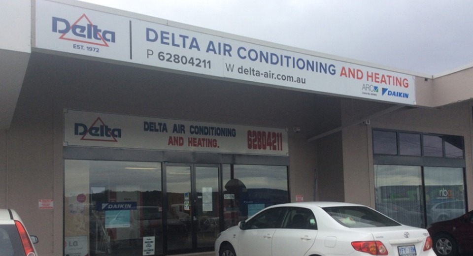 Delta air conditioning and heating Canberra